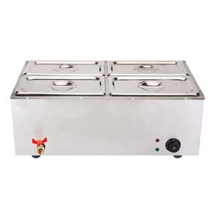 SOGA S/S Electric Bain-Maire Food Warmer