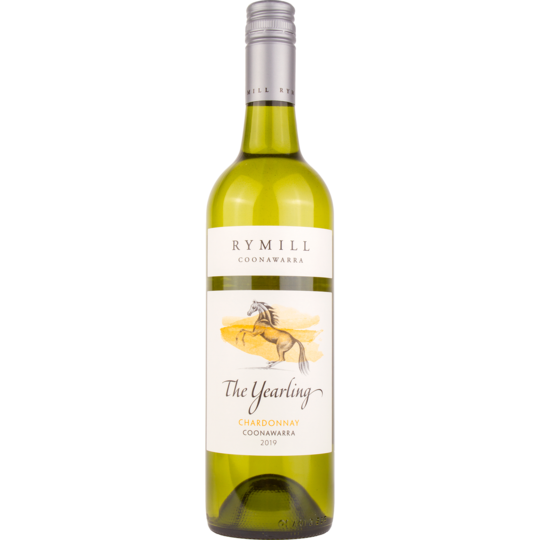 Rymill Coonawarra The Yearling Chardonnay 2019 (12x 750mL), SA