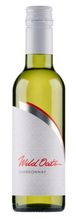 Robert Oatley Wild Oats Chardonnay 2018 (24x 187ml), Mudgee, NSW