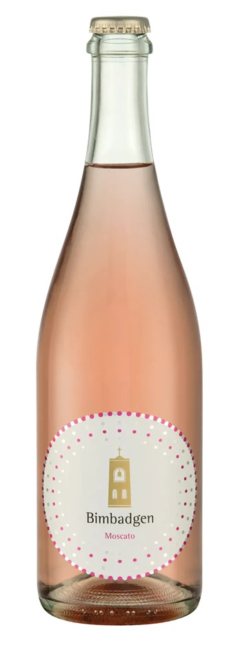 Bimbadgen Sparkling Moscato NV (12x 750mL). Hunter Valley