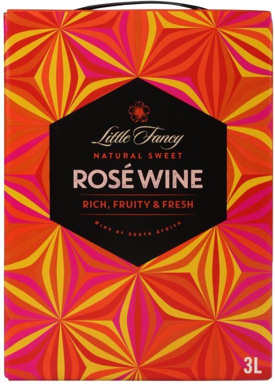 Little Fancy Rose Cask (4 x 3L) South Africa