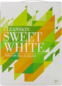 Pallet of Cleanskin Sweet White Cask (24