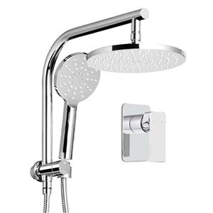 Cefito WELS Round 9 inch Bathroom Rain S