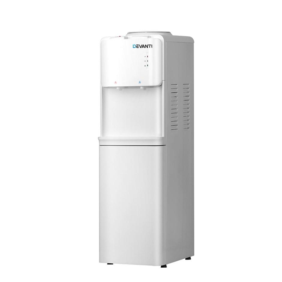 Devanti Water Cooler Dispenser Stand Hot Cold Tap