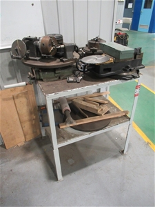 Machine Tooling and Table