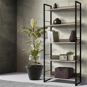 Artiss Bookshelf Wooden Display Shelves