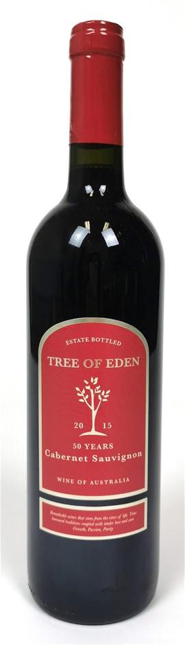 Tree of Eden Cabernet Sauvignon 2015 (6 x 750mL) SA