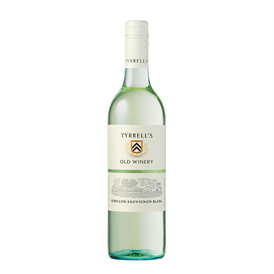 Tyrrells Old Winery Semillon Sauvignon Blanc 2019 (12x 750mL).