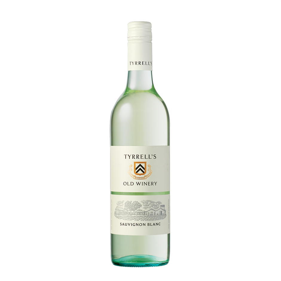 Tyrrells Old Winery Sauvignon Blanc 2019 (12x 750mL).