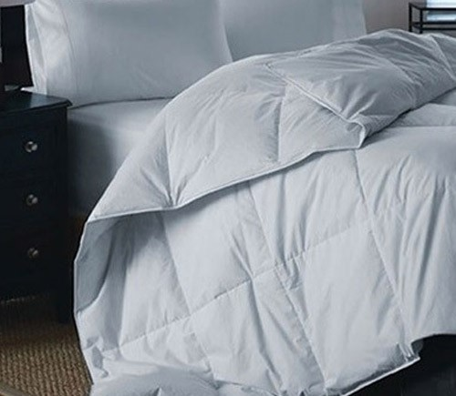 100% Goose Feather Quilt / Doona Super King