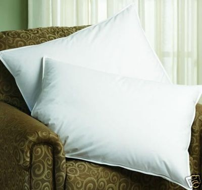 Royal 100% Duck Feather Pillow European Size