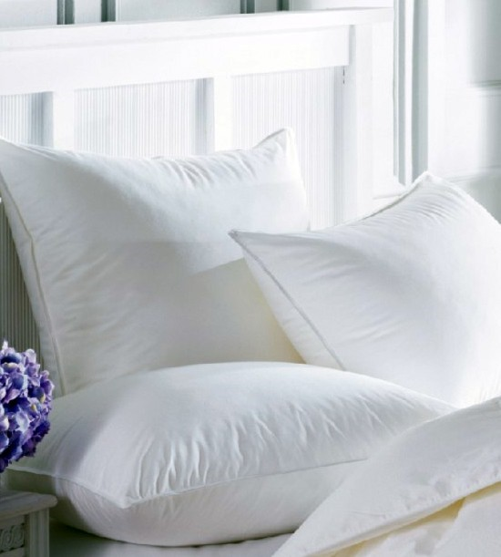 Royal 100% Goose Feather Pillow Standard Size