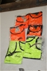 6x Hi-Vis Singlets - Assorted Sizes & Colours