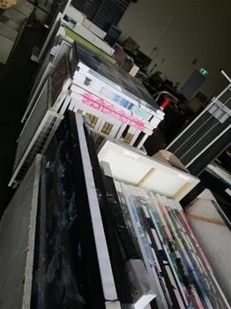Large Quantity of Canvas Prints