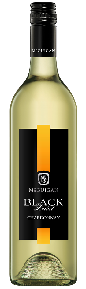 McGuigan Black Label Chardonnay 2017 (12 x 750mL) SEA