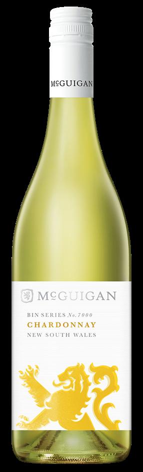 McGuigan Bin 7000 Chardonnay 2016 (12 x 750mL) NSW