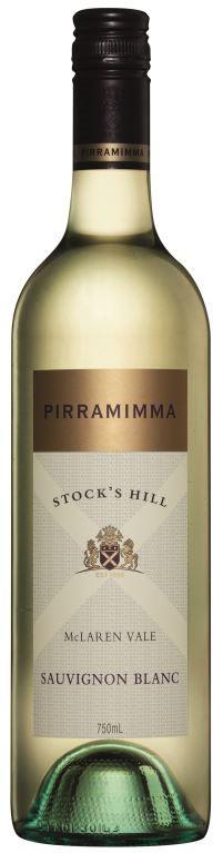 Pirramimma Stocks Hill Sauvignon Blanc 2018 (12 x 750mL) McLaren Vale, SA