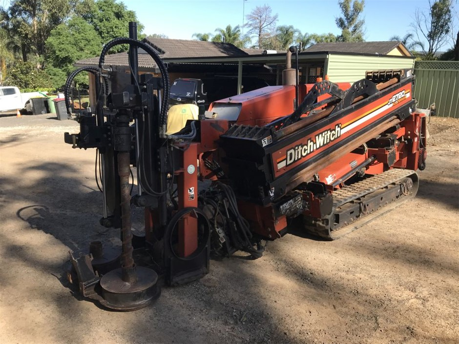 2005 All Terian Ditch Witch JT 2720 Directional Drill