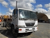 2004 U.D. PKC215 4 x 2 Cab Chassis Truck