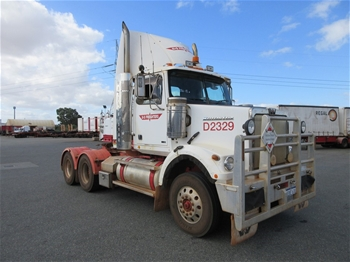 Prime Movers & Trucks