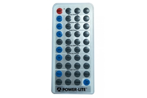 8 x POWER-LITE Remote Control for Microw