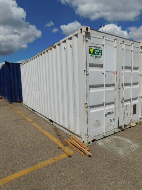 20 Foot Shipping Container Standard