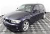 2007 BMW 120i E87 Automatic Hatchback (Service History)