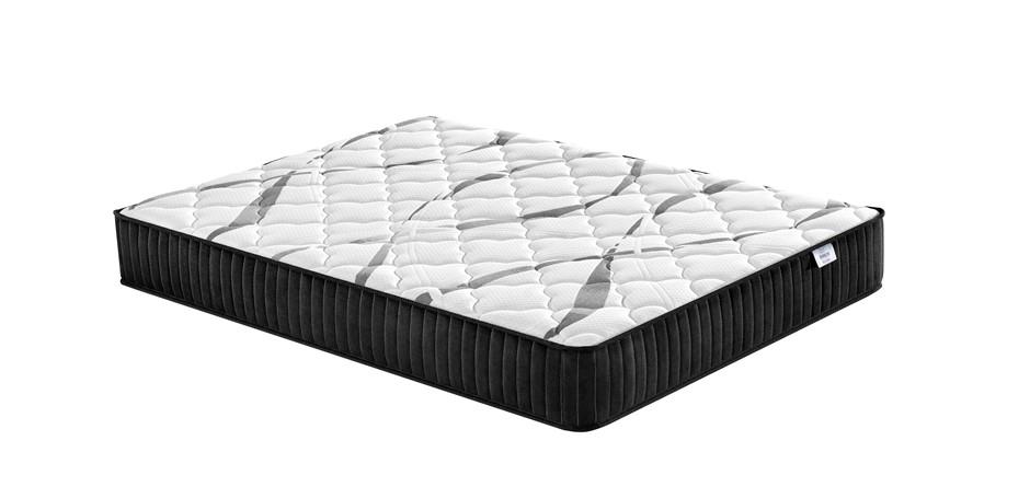 Breeze Single Premium Firm Pocket Spring Mattress 26cm High Density Foam
