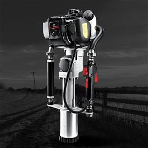 Giantz 4-Stroke Petrol Post Driver Ramme