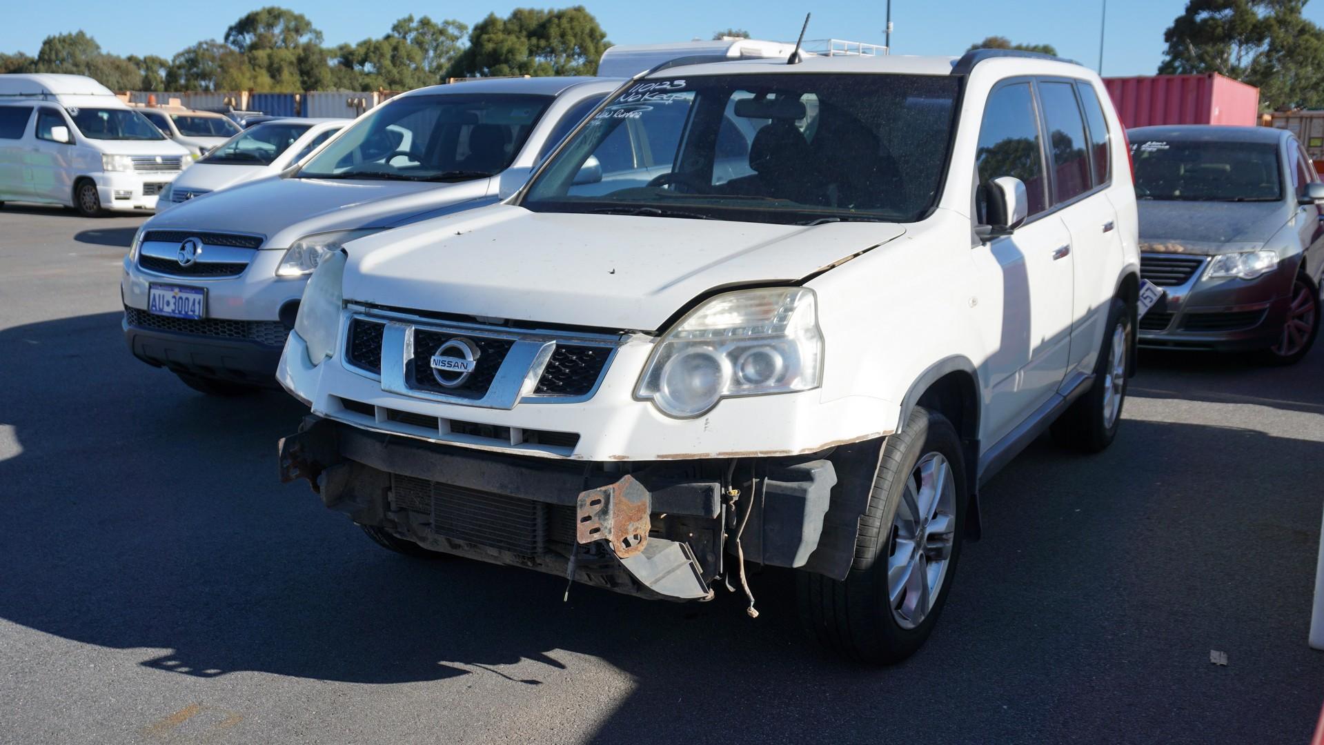 2011 Nissan X-Trail ST (4x4) T31 Automatic Wagon