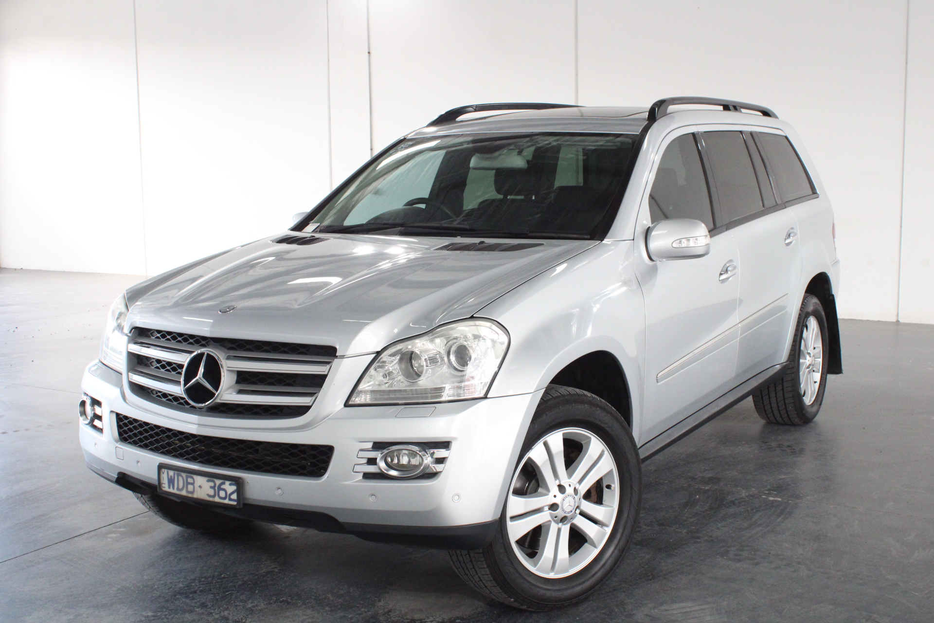 2007 Mercedes-Benz GL320 GL 320 CDI Turbo Diesel Automatic 7 Seats SUV