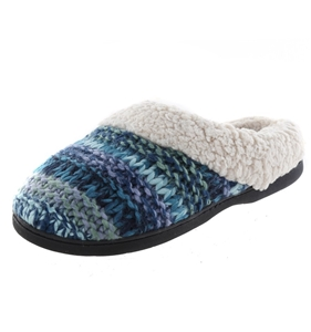 DEARFOAM Women`s Slippers, UK Size L/US