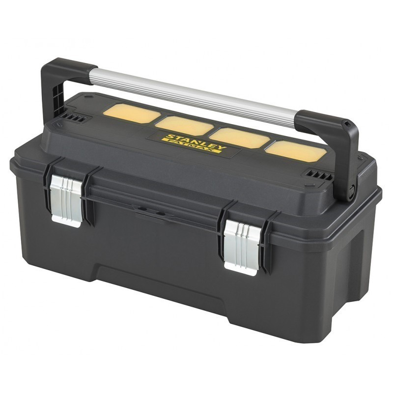 STANLEY FatMax 665mm Pro Tool Box with Cantilever Tray Buyers Note - Discou