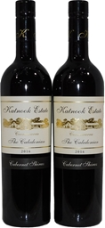 Katnook Estate Coonawarra The Caladonian Cabernet Shiraz 2016 (2x 750mL)