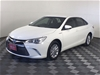 2017 Toyota Camry ALTISE HYBRID AVV50R CVT Sedan