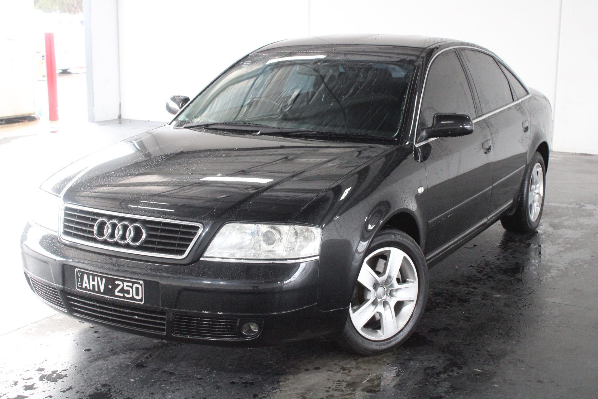 2000 Audi A6 2.4 V6 C5 Automatic Sedan (Statutory Write Off)