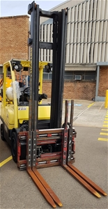 2014 Hyster Fortens H3.5T 3.5 Tonne Gas