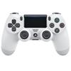 SONY Playstation Dualshock 4 v2 Controller, Glacier White. Model CUH-ZCT2E.