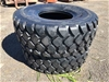 Qty of 2 x Unused 20.5R25 Radial Earthmoving Tyres