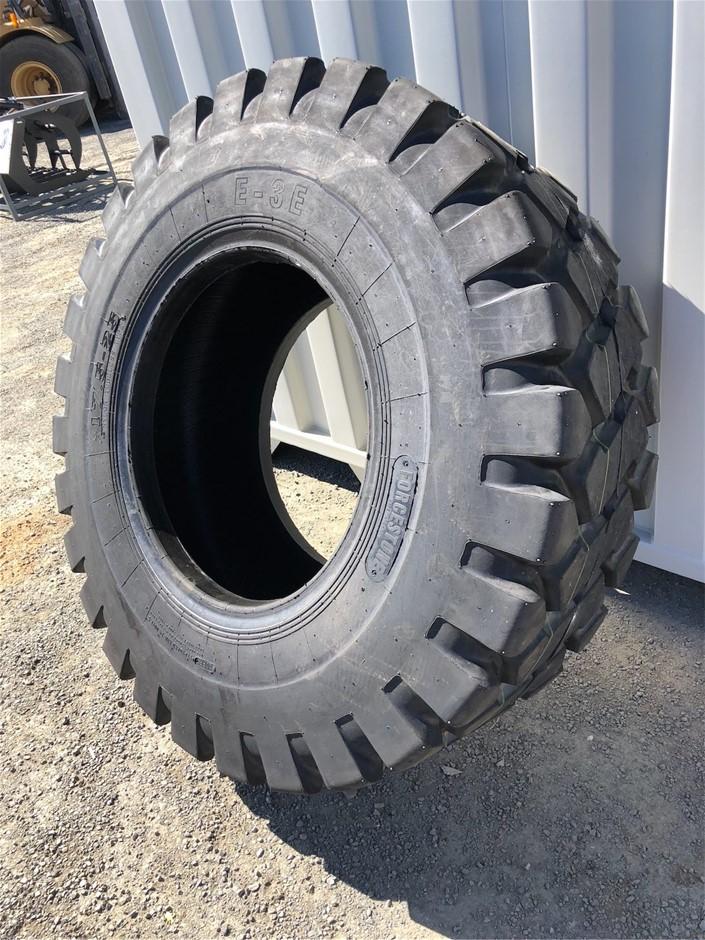 1 x Unused 17.5-25 Earthmoving Tyre