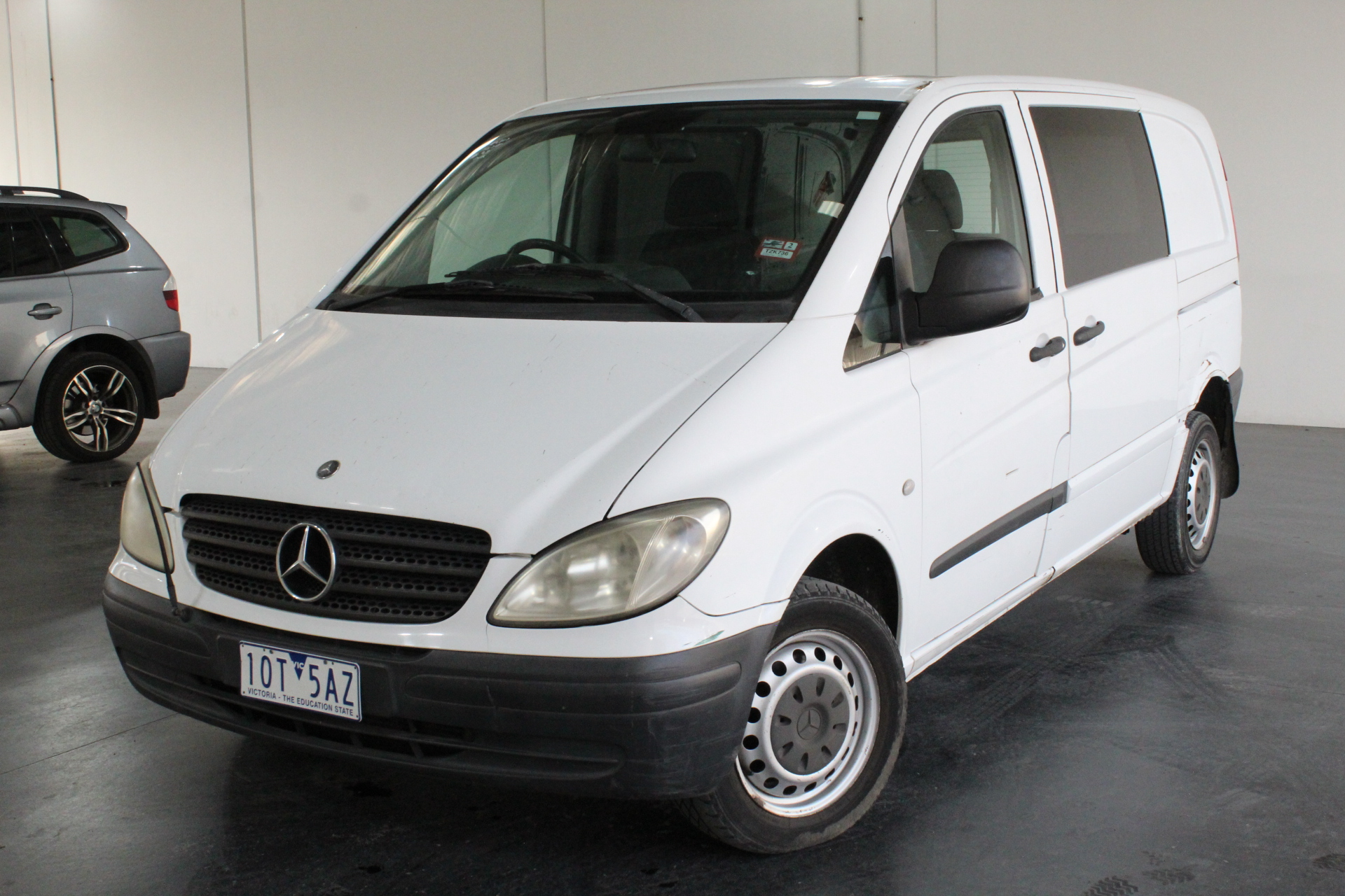 2005 Mercedes Benz Vito 109CDI Compact Turbo Diesel Manual Van