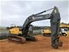 2011 Volvo EC290B LC Hydraulic Excavator