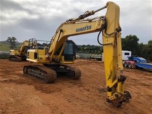 2014 Komatsu PC200-8 Hydraulic Excavator