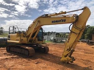 2011 Komatsu PC200-8 Hydraulic Excavator