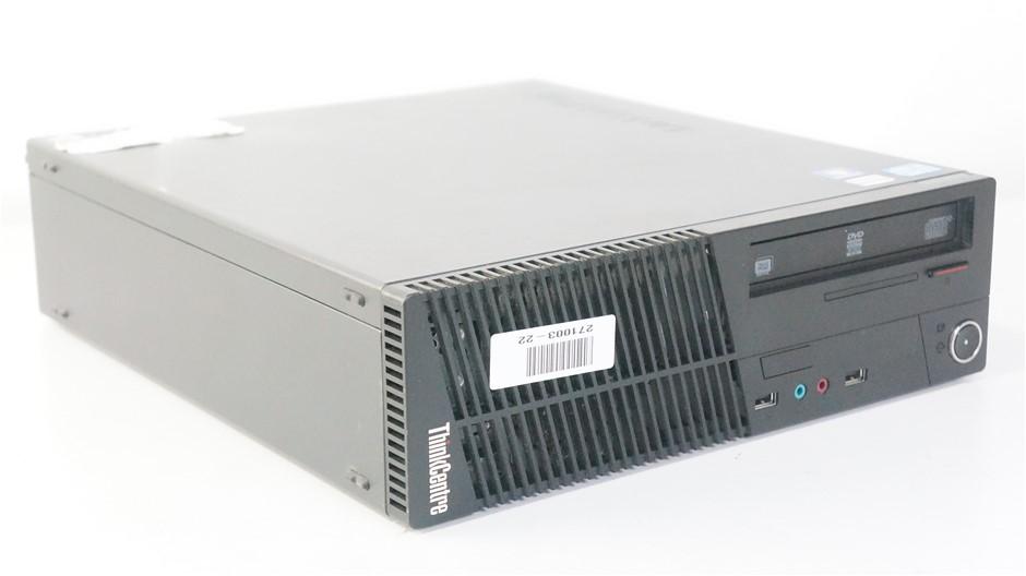 Lenovo ThinkCentre M72e Small Form Factor (SFF) Desktop PC 3578B6M