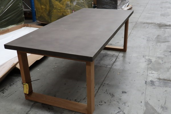 Diesel Concrete Dining Table
