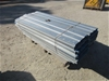 40 x Galvanised Span 3 Section Panels
