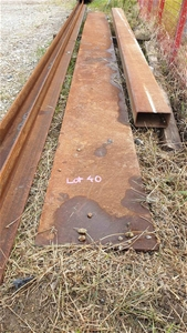 Steel Fabricated Plate x1