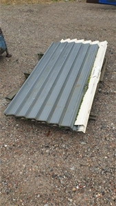 Pallet of Assorted Metal Sheets