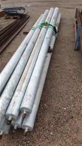 1 x Steel Fabricated Post